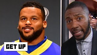 Aaron Donald will win MVP and Defensive Player of the Year - Ryan Clark's NFL predictions | Get Up