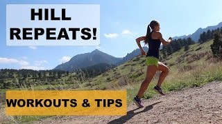 HILL REPEAT WORKOUTS FOR ALL RUNNERS! | SAGE RUNNING TIPS