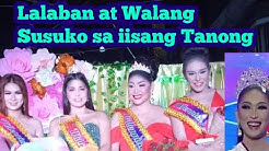 Limang Utak isang tanong | Final Question and Answer | Miss  Millenial 2019