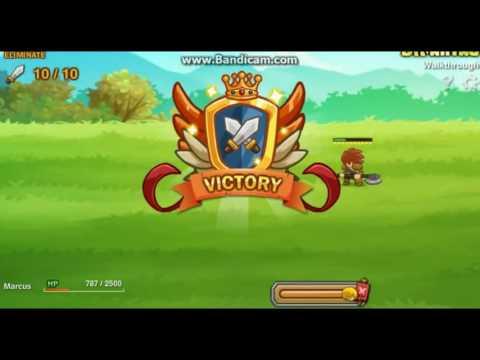 Сказочные рыцари [флеш игра] №1 серия
