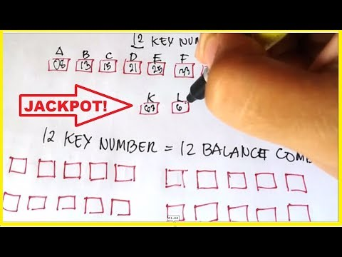 Secret Technique to win Any 5 Digit Lottery Game Jackpot Prize