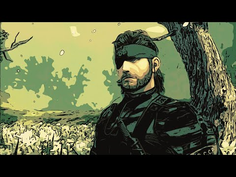 The Document of Metal Gear Solid 3