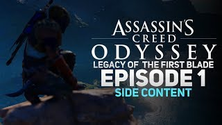 Assassin's Creed Odyssey [LIVE/PC] - Finishing LoTFB Episode 1 Side Content thumbnail