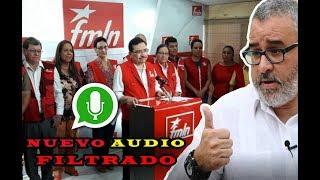 Se filtran nuevos audios de Mauricio Funes