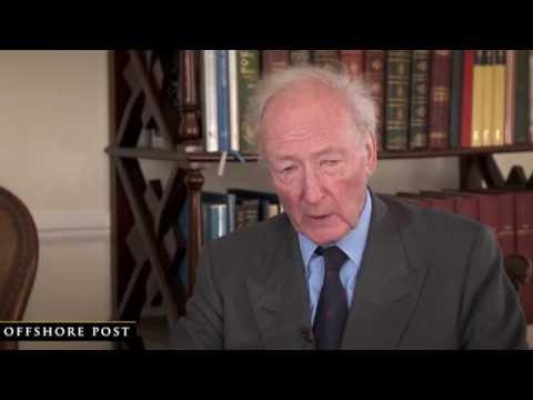 Algy Cluff, Oil & Gas CEO: Chancellor George Osbourne Was Deaf