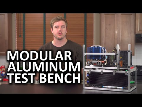 Spotswood Tech Station - Extremely Modular Test Bench