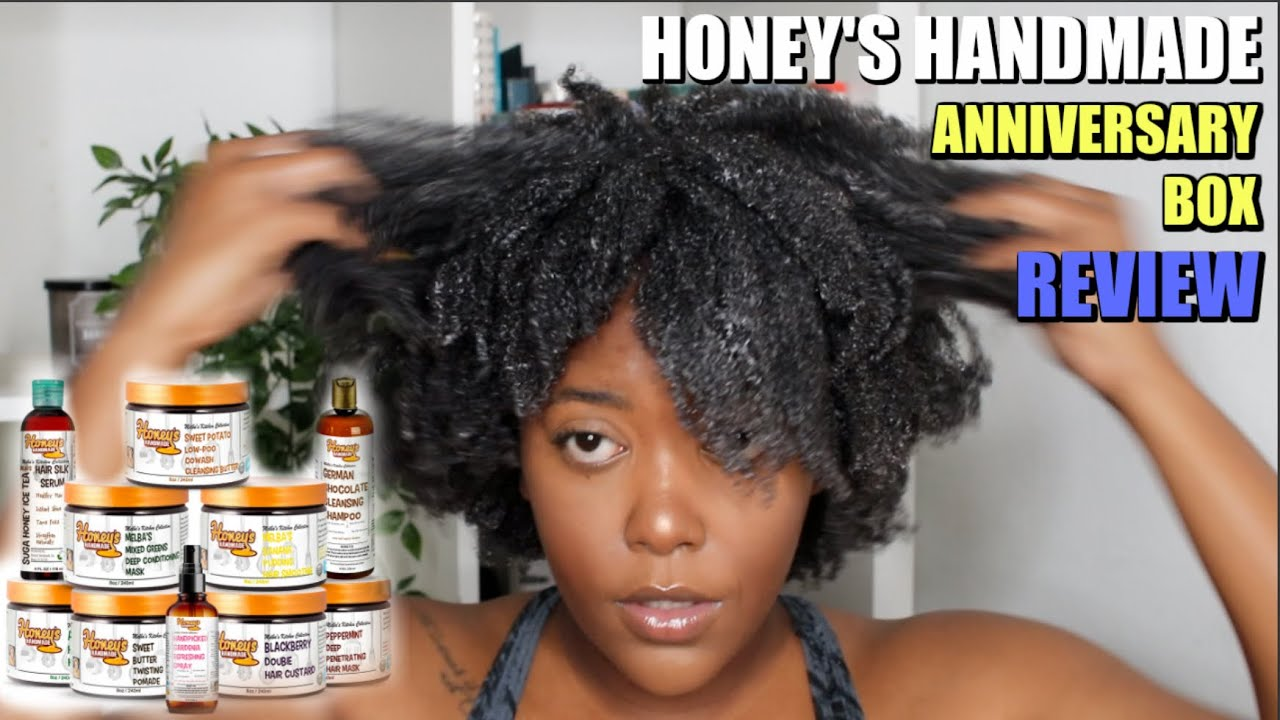 Black Owned Natural Haircare Honey S Handmade Melba S Kitchen