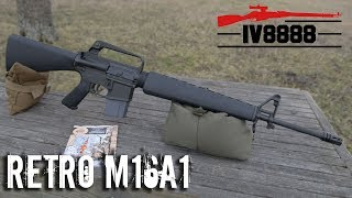 New for 2018: Brownells Retro M16A1