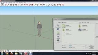 How to Draw Trees in Google SketchUp : Tech Niche