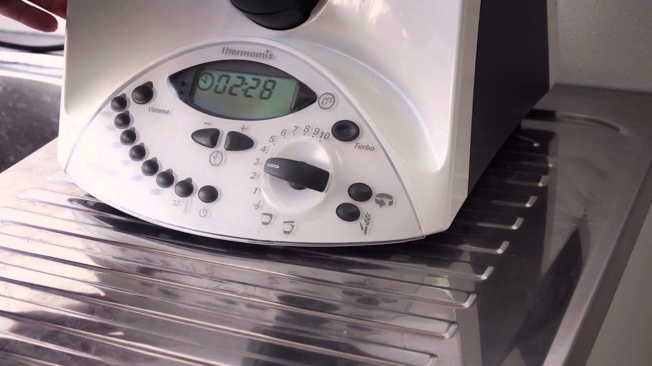 Comment Utiliser Le Thermomix les numériques : thermomix tm31