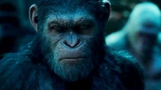 Планета обезьян׃ Война Русский Тизер-Трейлер (2017) - Вуди Харрельсон [Фантастика, боевик]