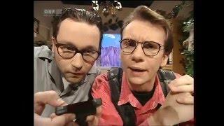 MONTE VIDEO - ORF-Anarcho-Comedyshow mit Oliver Baier, Gast: Heino (1994)