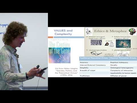"Rasmus Winther, ""Complexity and Mapping Genetics"" ~ Stanford Complexity"