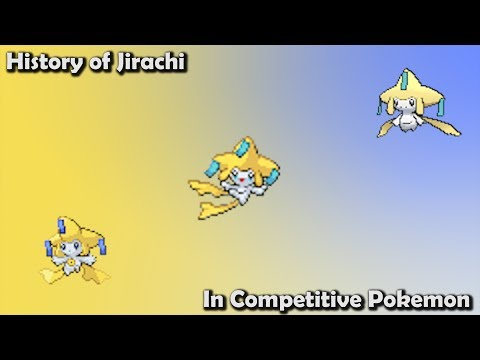 how-good-was-jirachi-actually?---history-of-jirachi-in-competitive-pokemon-(gens-3-7)