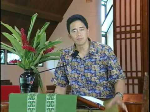 Da Hawaii Pidgin Bible, Homily for Mark Chapter 3