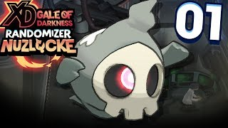 WELCOME BACK TO ORRE! (POKEMON XD GALE OF DARKNESS RANDOMIZER NUZLOCKE #01)