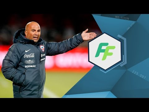 FIFA FOOTBALL EXCLUSIVE: Jorge Sampaoli
