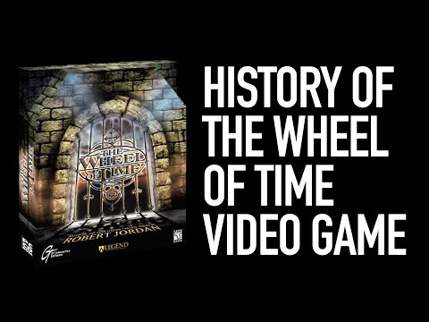 """""""The Wheel of Time"""" PC Game – Crossroads of History"""