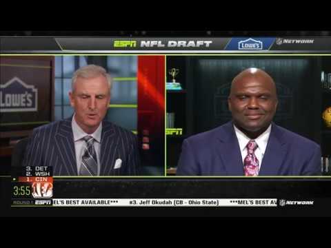 NFL Network/ESPN Simulcast 2020 NFL Draft - First Round