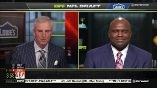NFL Network/ESPN Simulcast 2020 NFL Draft - First Round
