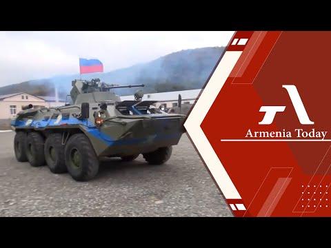 Ռուս խաղաղապահները Լեռնային Ղարաբաղի 27 դիտակետերում անցկացրել են համապարփակ զորավարժանքներ