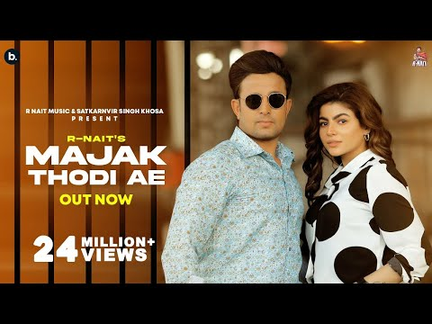 Majak Thodi Ae - R Nait (Official Video) | Gurlez Akhtar | MixSingh |  Latest Punjabi Song 2021