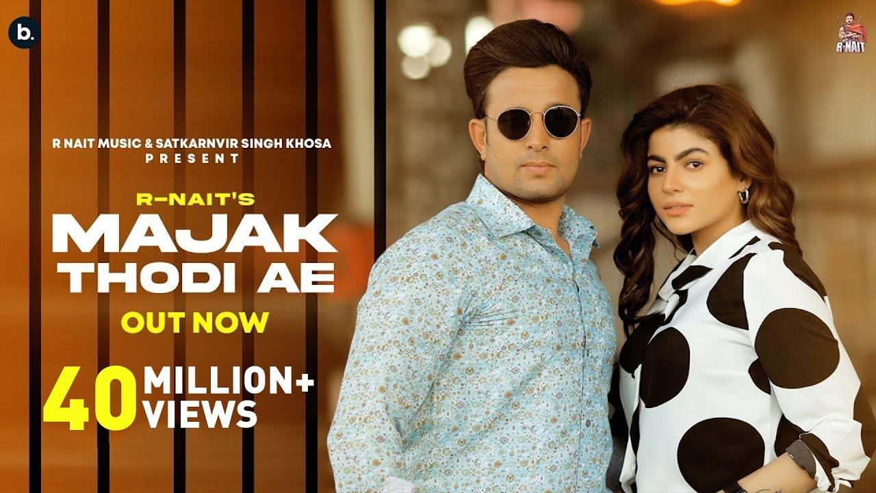 Download Majak Thodi Ae - R Nait (Official Video) | Gurlez Akhtar | MixSingh |  Latest Punjabi Song 2021