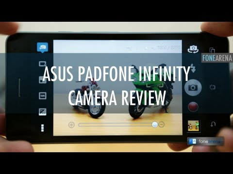 Asus Padfone Infinity Camera Review