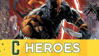 Deathstroke To Appear In The Batman? - Collider Heroes