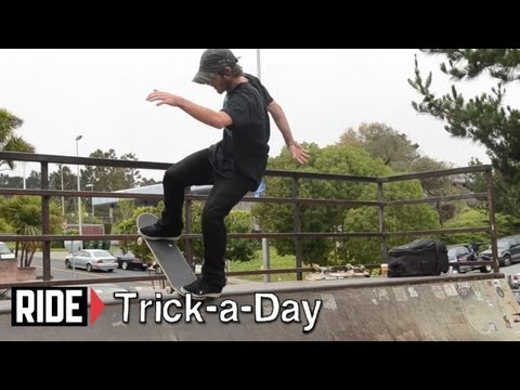 How-To Skateboarding: Noseblunts With Dave Bachinsky