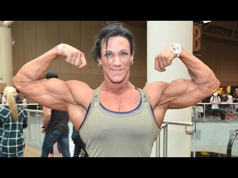 Very strong women