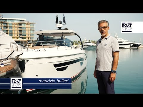 ENG] ORYX 379 Sport Cruiser - Motor Boat Review - The Boat Show