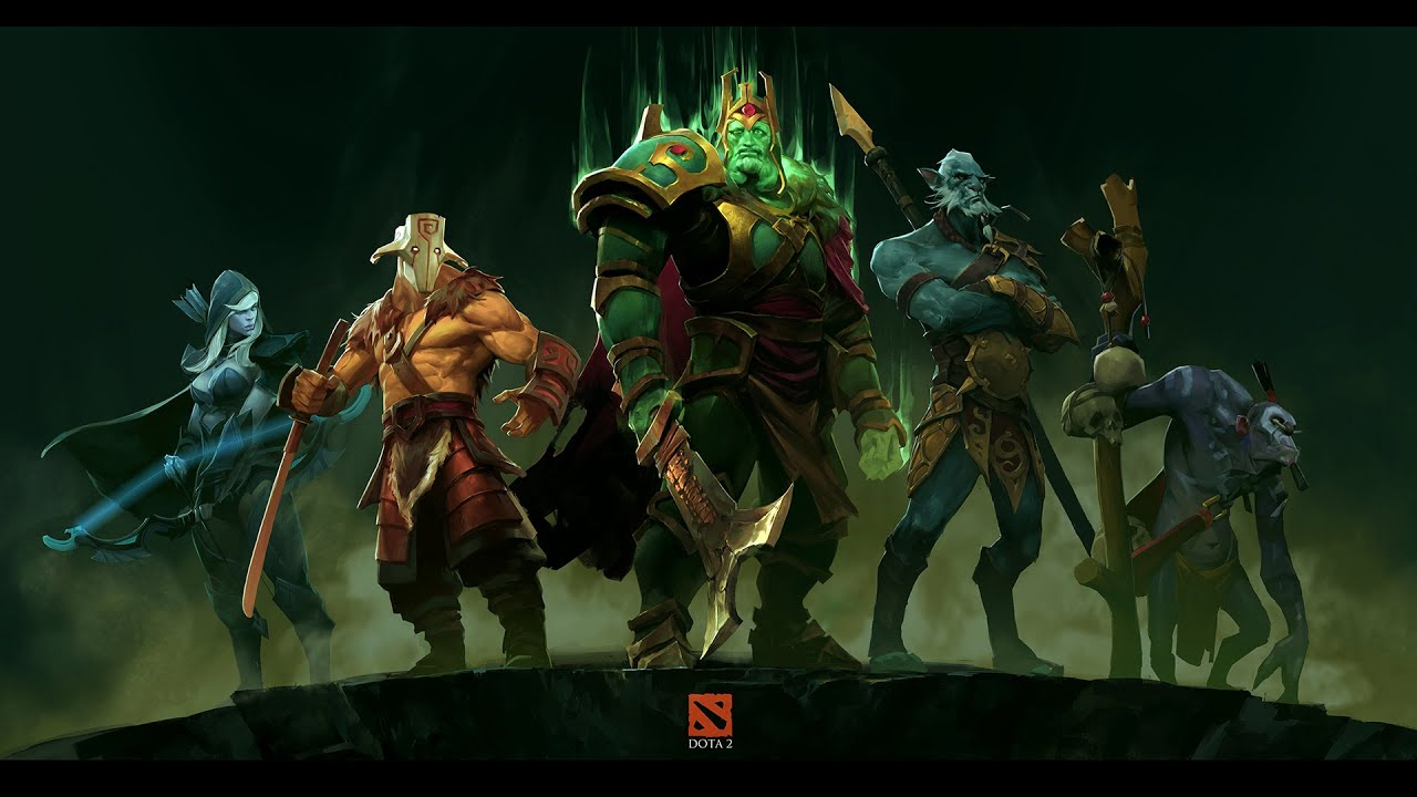 live dota 2 287 plays wk huskar full game match gameplay