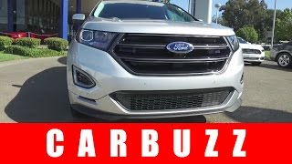 2017 Ford Edge Sport UNBOXING Review - Why Does Lincoln Bother With The MKX?