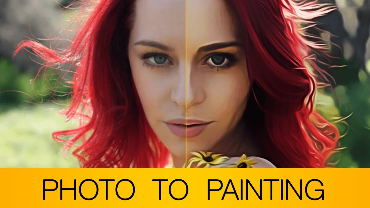 How To Get Oil Paint Effect In Photoshop