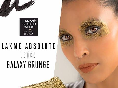 Lakmé Absolute Runway Trend- Galaxy Grunge