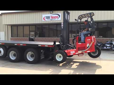 Truck Mounted Forklift Bed