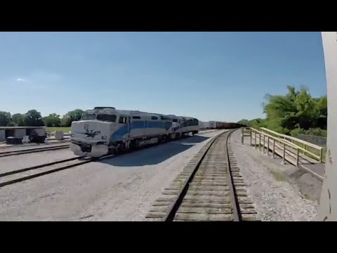 Music City Star Cab Car Video - Nashville and Eastern Railroad