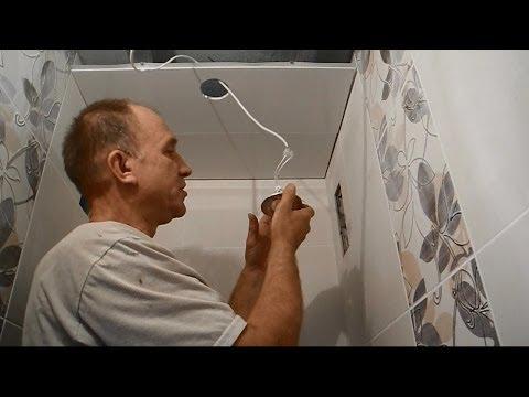 Как установить панели пвх Способы монтажа стеновых
