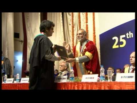 25 Annual Convocation - part-4.mpg