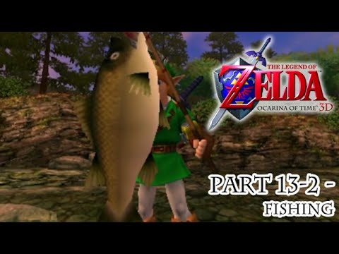 Legend of Zelda: OoT Walkthrough Part 26 - Fishing Mini-game from YouTube · Duration:  11 minutes 41 seconds  · 6.000+ views · uploaded on 22.08.2010 · uploaded by OSIRIS