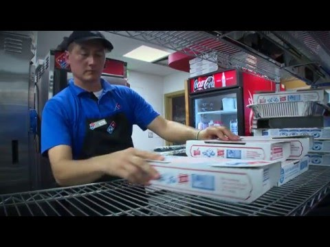 Mike Rompel, Hawaii Domino's franchisee owner in Hawaii