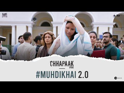 Chhapaak - Muh Dikhai 2.0 | Deepika Padukon, Vikrant Massey | Meghna Gulzar