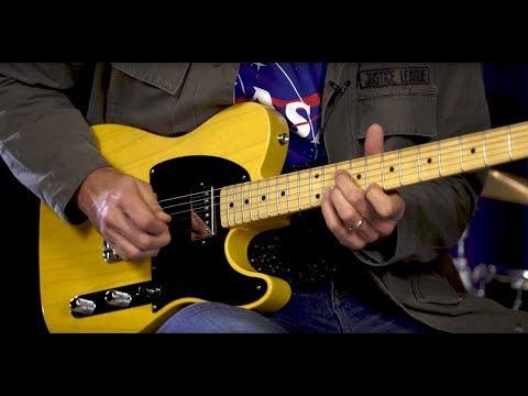 "Fender American Vintage ""Thin Skin"" '52 Telecaster with Humbucker  •  Wildwood Guitars"
