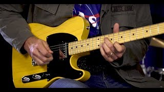 "Baixar Fender American Vintage ""Thin Skin"" '52 Telecaster with Humbucker  •  Wildwood Guitars"