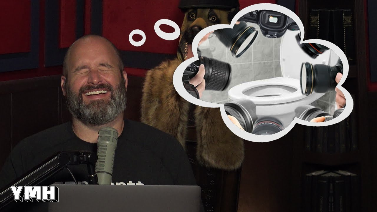 Tom Segura Wants A Toilet Camera - YMH Highlight