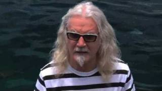 Billy Connolly at the Great Barrier Reef in Cairns Thumbnail