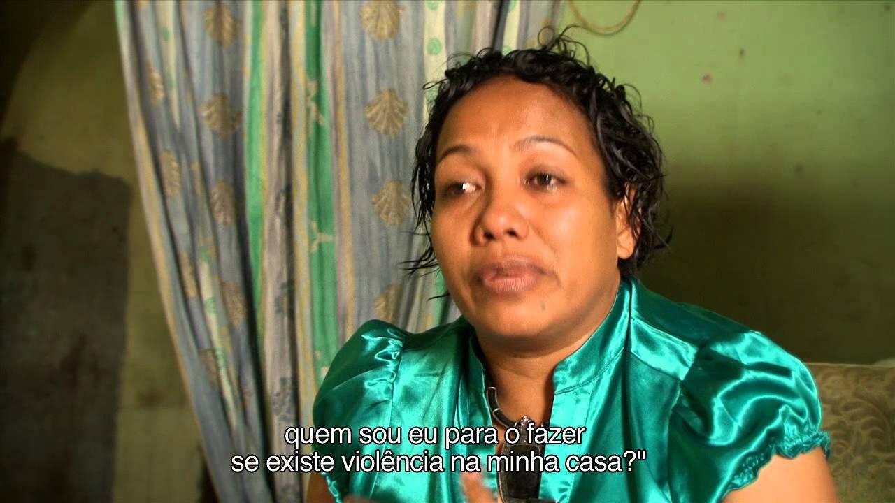 Violencia Domestica Persona Mulher