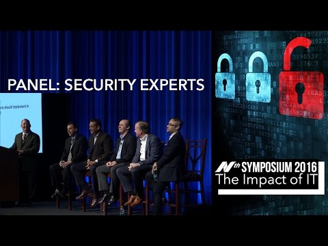 Nth Symposium 2016: Panel - Security Experts