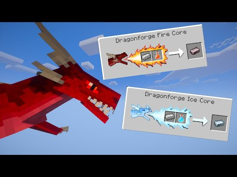 How to Craft Dragon steel in RLCraft! | RLCraft Tips and Tricks!